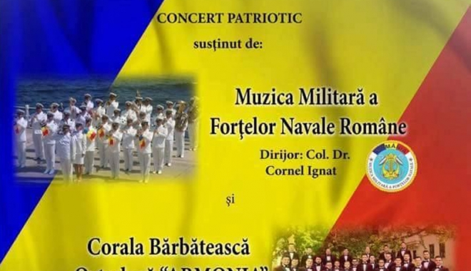 """Foto: Concertul  """"Sus inima, români!"""""""