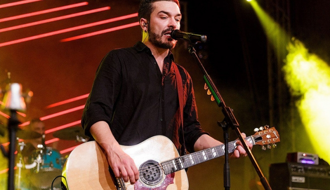 Foto: Concert Viţa de Vie, în Club Doors