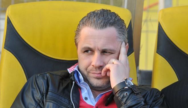 Foto: Marius Şumudică, noul antrenor al echipei Concordia
