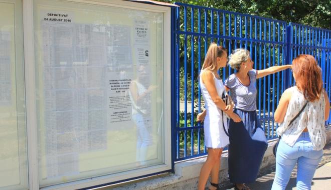 Foto: Concurenţă anemică la titularizare, la Constanţa