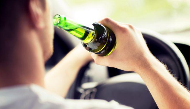 """Foto: """"Concurs"""" de alcool la volan între șoferii constănțeni"""