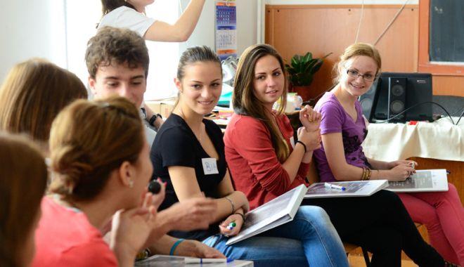 Foto: Concurs  de planuri  de afaceri  ale elevilor