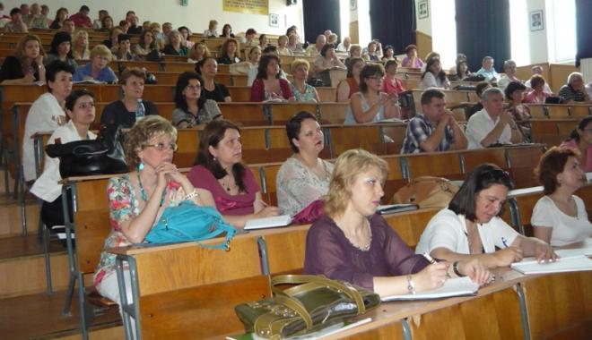Foto: Începe lupta pentru şefia şcolilor şi liceelor din Constanţa. Cine a intrat în cursă?