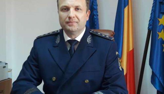 Foto: Comisarul șef Colea Antip, director adjunct la Garda de Coastă