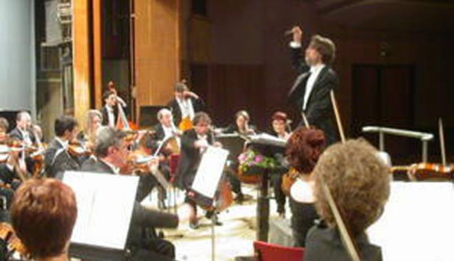 Foto: Concurs internaţional pentru dirijorii de operă, la TNOB