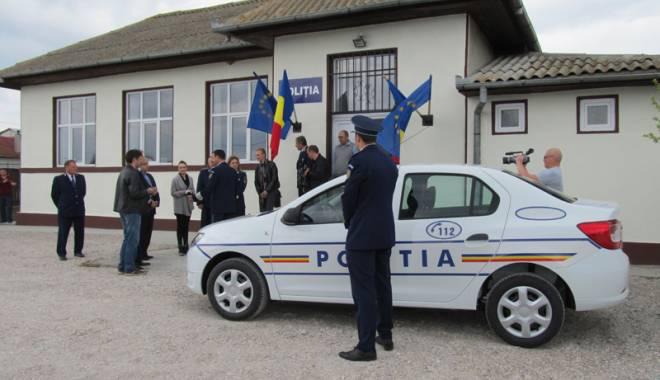 Foto: Concurs pentru şefia Poliţiei Vama Veche