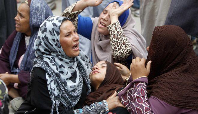 Foto: 75 de condamnări la moarte în Egipt,  pentru participare la o demonstraţie