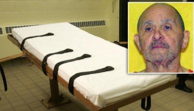 Foto: Motivul tulburător care a oprit execuţia unui criminal, în ultimul moment