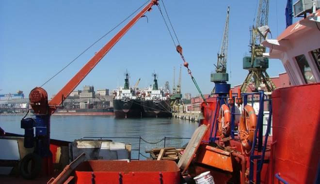 """Foto: Conducerea Administraţiei Porturilor Maritime Constanţa, pusă """"la zid"""" de ancheta comisiei parlamentare"""