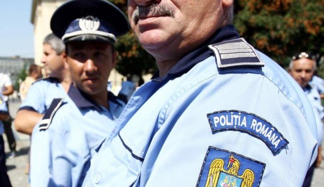 """Foto: Conducerea IPJ Constanţa, acuzată de agenţii de poliţie. Poliţişti ameninţaţi cu moartea şi """"muşamalizarea"""" cazurilor"""