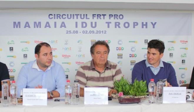 Turneul feminin cu cele mai mari premii din ţară, la TC Idu Mamaia