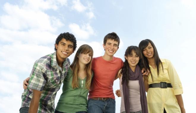 Foto: Conferinţă  internaţională  de tineret,  la Medgidia