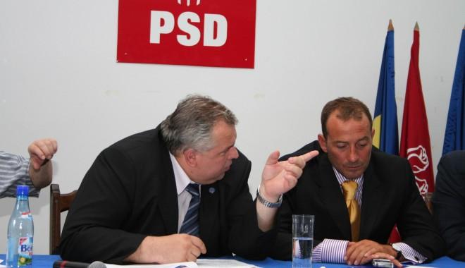 Foto: EXCLUSIV Cuget Liber / Cum stau Mazăre şi Constantinescu în lupta cu Chiru şi Palaz