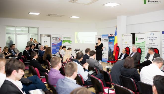 Foto: Conferinţă dedicată pieţii de capital din România