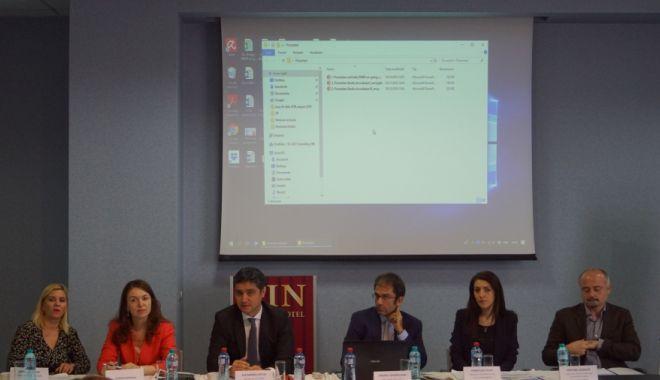 Foto: Conferință dedicată evaluării implementării Programului național de dezvoltare rurală