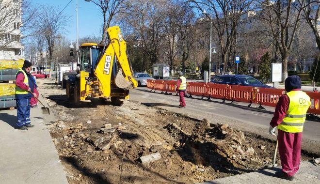 Foto: Confort Urban continuă programul lucrărilor de reabilitare și modernizare în Constanța