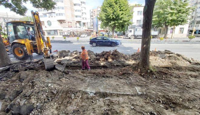 Foto: Confort Urban continuă lucrările edilitare. Unde se lucrează în această săptămână