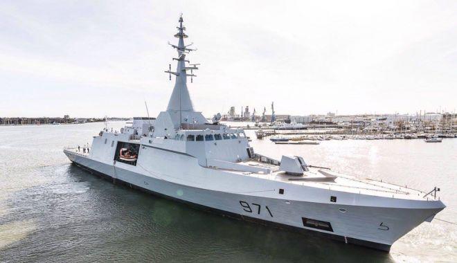 Foto: Confruntare de 1,6 miliarde euro  între corveta franceză Gowind® 2500 și corveta olandeză SIGMA