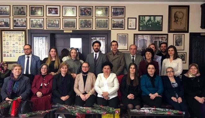 Foto: Reprezentantele UDTTMR şi UDTR, prezente la Congresul Femeii Turce din Balcani