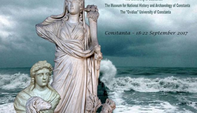 Foto: Congresul Internaţional privitor la Antichităţile Mării Negre, la Constanţa