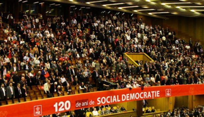 Foto: PSD stabileşte data congresului. Ce se mai discută în şedinţa CEx