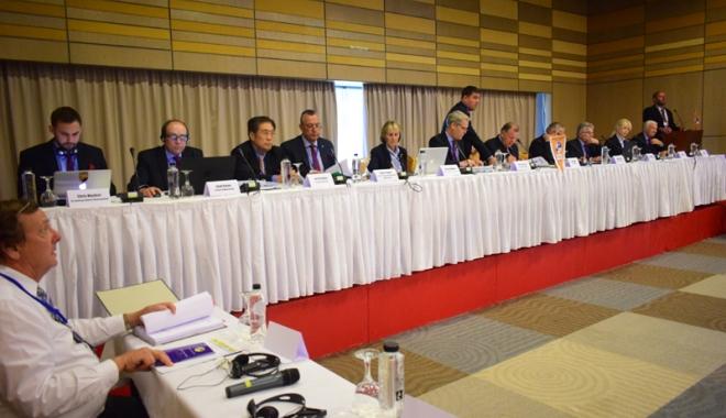 Congresul Federaţiei Internaţionale de Sanie, la Eforie Nord - congresul3-1497789214.jpg