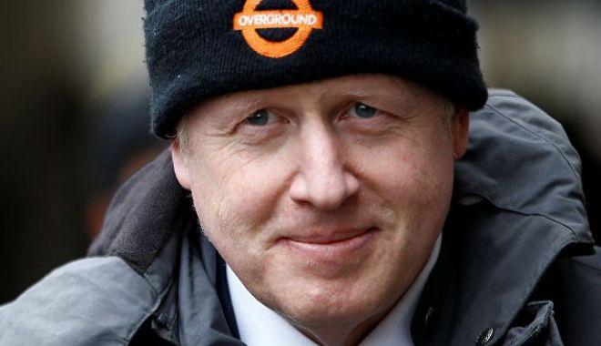 Foto: Conservatorii îl consideră pe Boris Johnson favorit să-i succeadă Theresei May