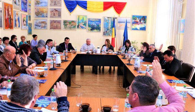 Foto: Consilierii locali din Medgidia au decis: Se va amenaja un parc public