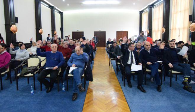 Foto: Consilierii județeni, convocați în ședință. Ce proiecte  sunt supuse votului