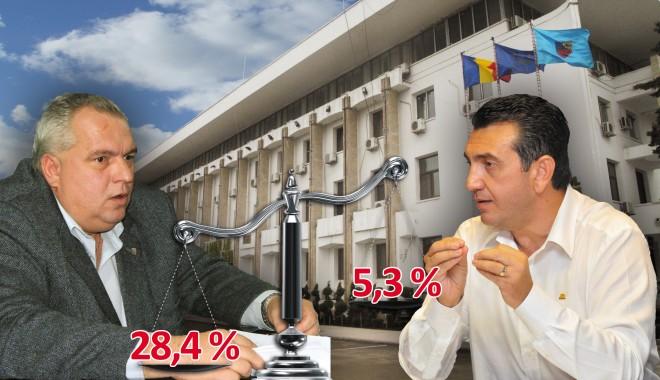 Foto: Cine câştigă bătălia pentru Consiliul Judeţean?