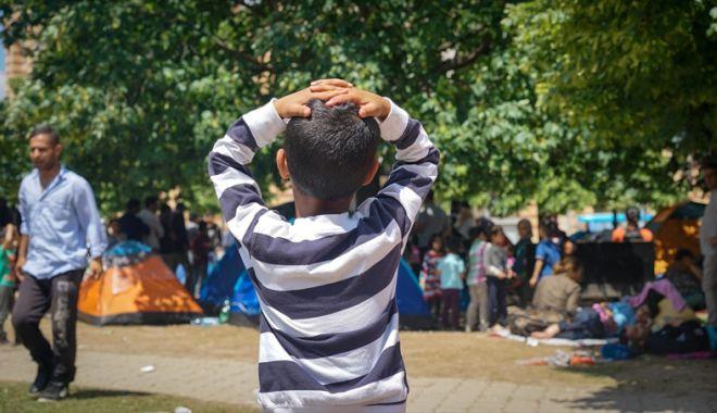 Foto: Consiliul Europei, îngrijorat de situaţia refugiaţilor şi migranţilor  din Bosnia