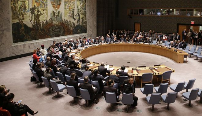 Foto: Consiliul de Securitate al ONU, divizat în problema Libia