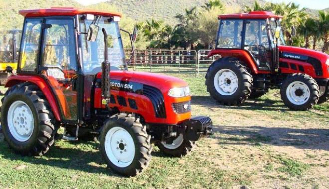Foto: Consiliul Concurenţei  a luat la puricat comerţul de maşini agricole