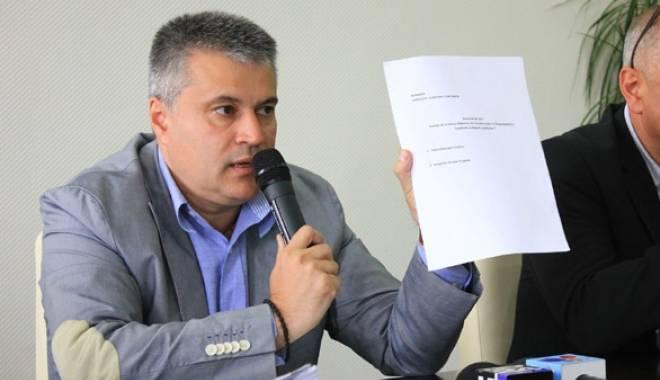 Foto: DESZĂPEZIREA LA CONSTANŢA, O PROBLEMĂ! REGIA DE DRUMURI ARE CONTURILE BLOCATE!