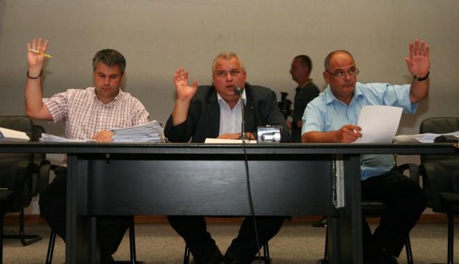Foto: Interlop ajutat de Consiliul Judeţean Constanţa cu 26.000 de euro