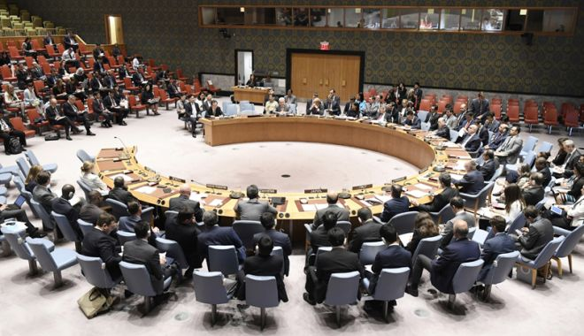 Foto: Consiliul de Securitate al ONU  nu va adopta o rezoluție privind Siria