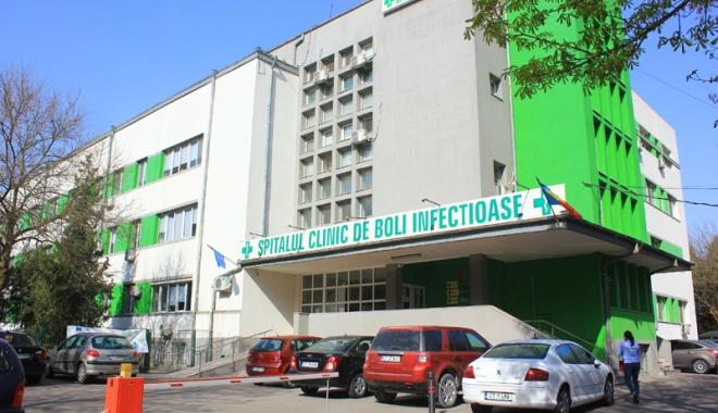 Foto: Clădirea ce adăposteşte Spitalul de Boli Infecţioase intră în reparaţii