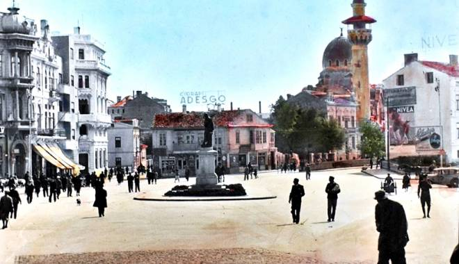 Foto: CONSTANŢA acum 100 de ani. Pe ce cheltuia banii primarul