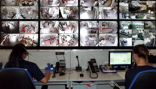 Foto: Constanţa va fi monitorizată video. Şcolile, pieţele, gara şi zonele aglomerate sunt prioritare