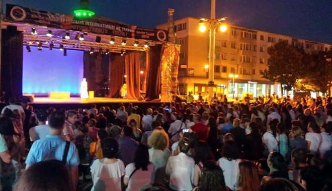 """Foto: Primăria Constanţa caută firmă pentru organizarea concertului """"Kiss FM"""