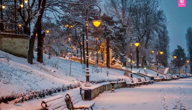 IMAGINI DE BASM / Prima ninsoare din această iarnă la Constanța - constantafalezaninsoare3-1417341233.jpg