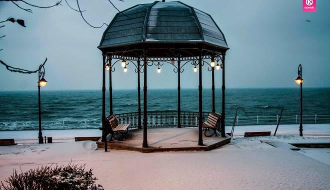 IMAGINI DE BASM / Prima ninsoare din această iarnă la Constanța - constantafalezaninsoare5-1417341245.jpg