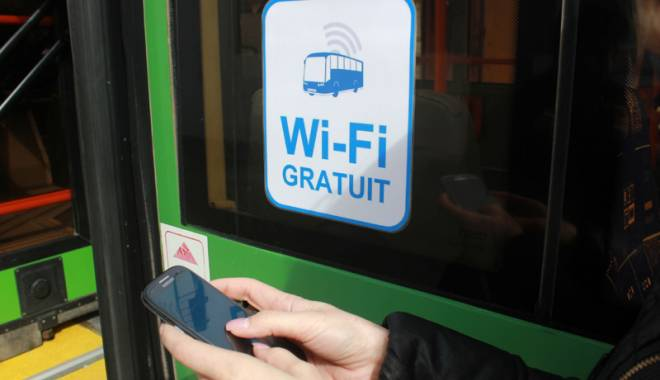 Foto: Constanţa, în topul oraşelor cu viteză mare la internet