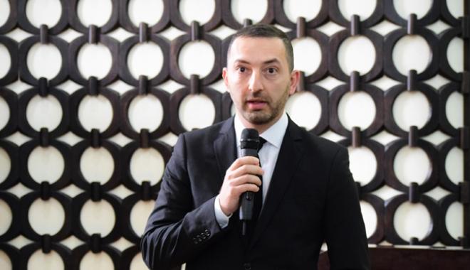 Foto: Liviu Merdinian, de la PSD, în locul lui Mircea Dobre în Consiliul Local Constanţa