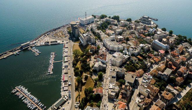 """Foto: Constanţa - """"oraş deştept"""". A început elaborarea strategiei SMART City"""