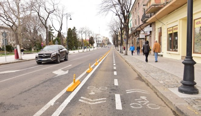 Foto: Atenţie, conducători auto! Restricţii de circulaţie  impuse de Primăria Constanţa
