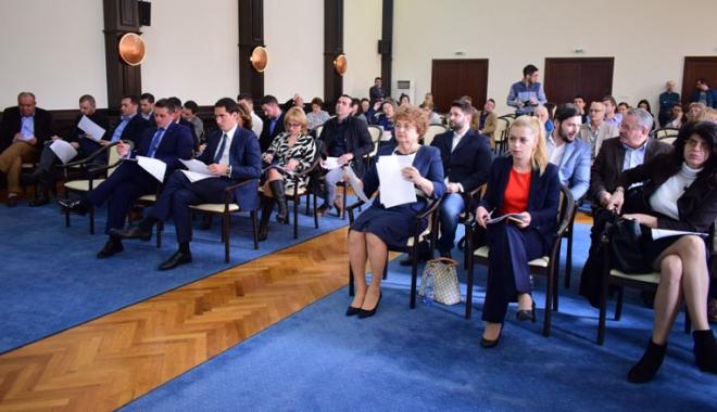Foto: Făgădău nu renunţă! Ce transferuri vrea să facă Primăria Constanţa