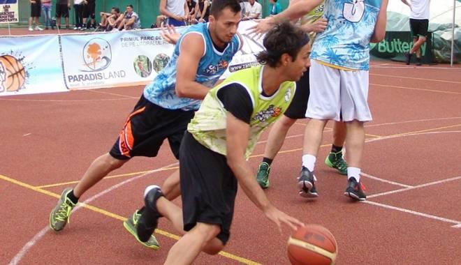 "Foto: Constanţa Street Play ""Battle for Tomis"" a deschis sezonul turneelor de streetball"