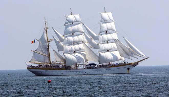 Foto: Constanţa, punct de plecare la SCF Black Sea Tall Ships Regatta