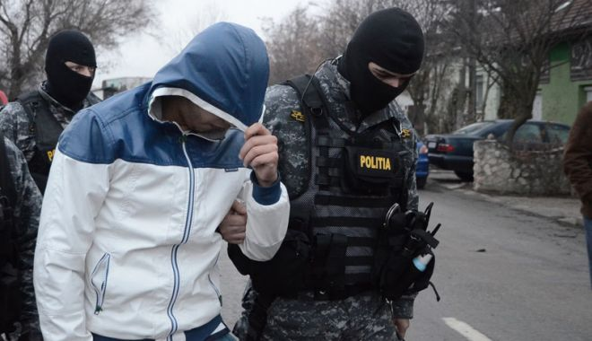 Foto: Constănțean urmărit internaţional, depistat de polițiști